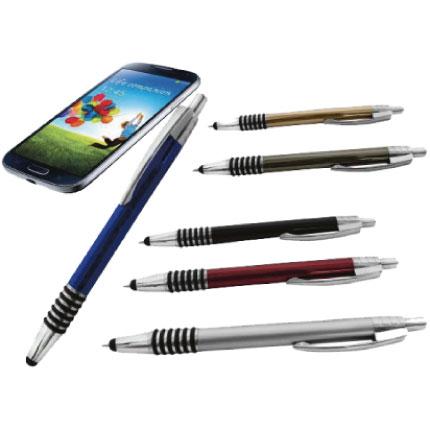 Bolígrafo espiral touchpad