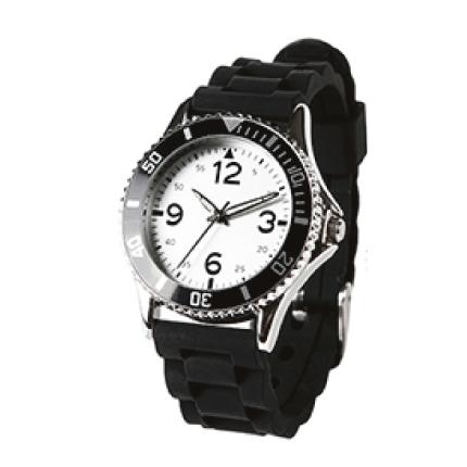 reloj sport negro