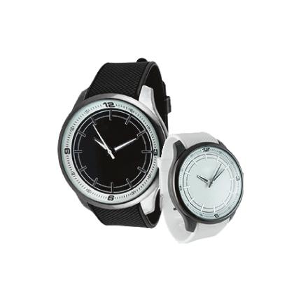 reloj de pulso 2 colores
