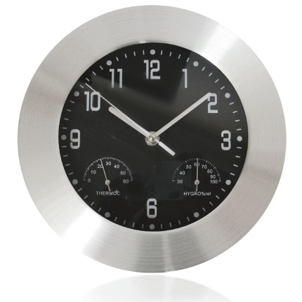 Reloj de Aluminio