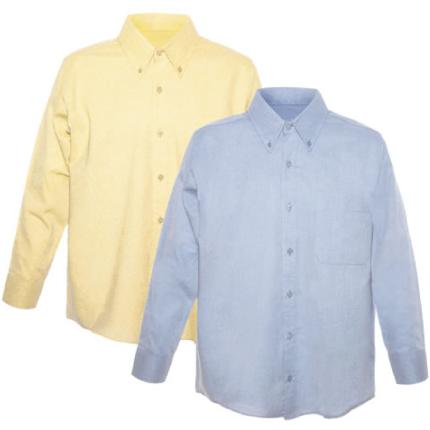 Camisa manga larga Caballero
