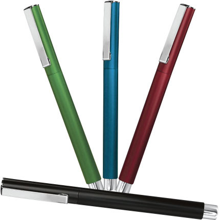 bolígrafo aluminy