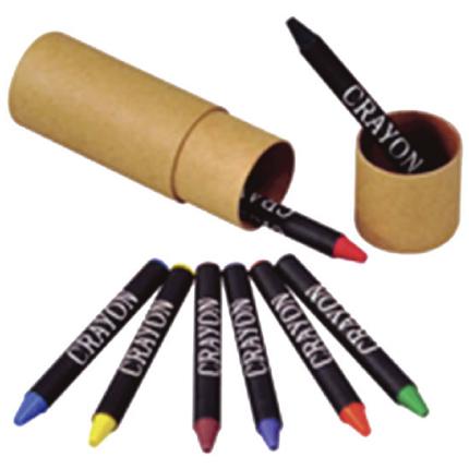 Estuche 8 crayones