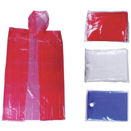 impermeable con bolsa portátil