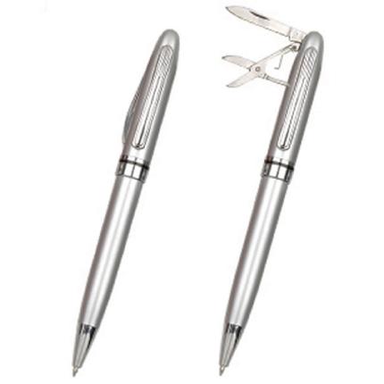 Bolígrafo con navaja