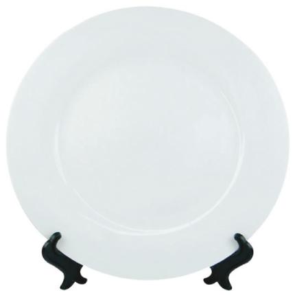 Plato de cerámica para sublimar