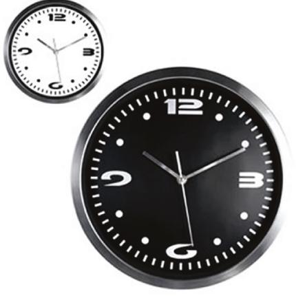 Reloj aro metálico