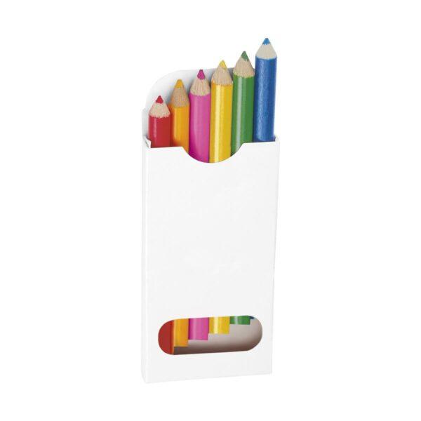colores en caja, cortos